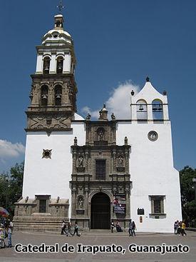 catedral de irapuato
